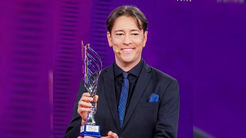 A Luca Di Nicola il premio televisivo e giornalistico Gold Tv a Roma