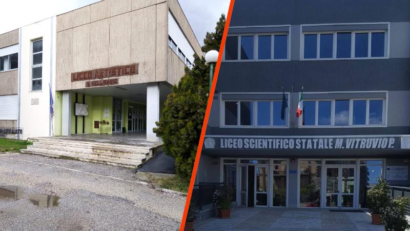 Nuovi casi di positività al covid19 in due scuole di Avezzano
