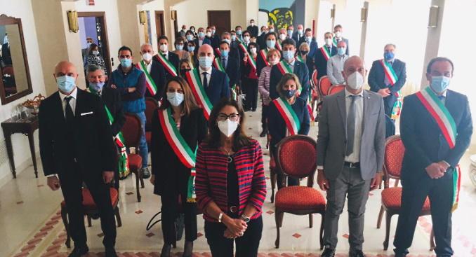 Il Prefetto Cinzia Torraco incontra i 47 sindaci neo eletti della provincia dell'Aquila