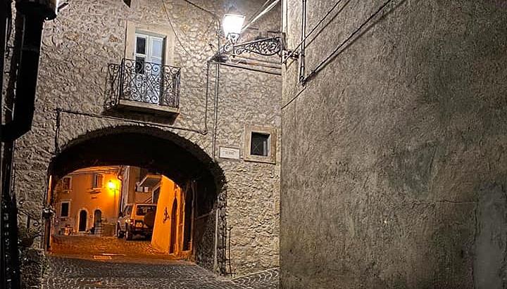 In corso efficientamento energetico della pubblica illuminazione a Villavallelonga