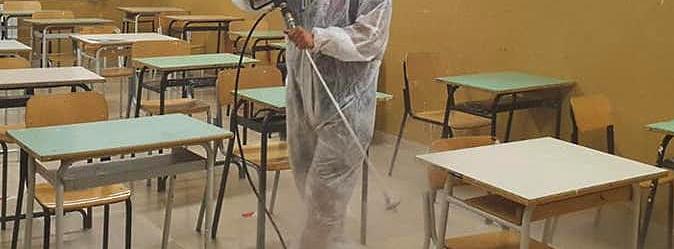 """Celano, situazione scuole: """"sanificazioni, sicurezza scuolabus e sala studio"""""""