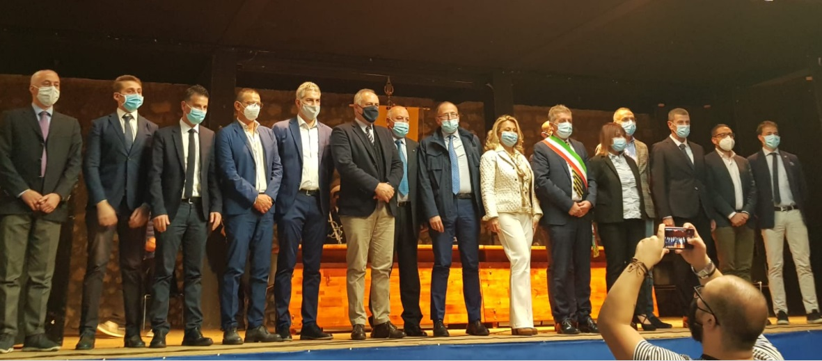 Avezzano, proclamati sindaco e consiglieri