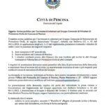 Pescina, riaperte le iscrizioni alla Protezione Civile Comunale