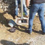 Balsorano, a buon punto i lavori di messa in posa dell'Illuminazione a Vigne Cerase