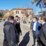 L'Onorevole Mauro Buschini a Cappadocia