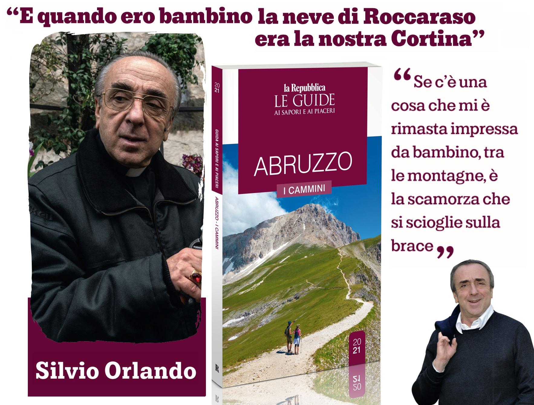 Il racconto di Silvio Orlando nella nuova guida di Repubblica