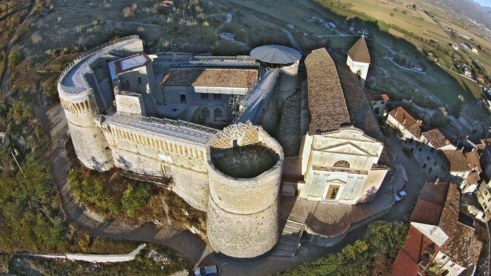 Scurcola Marsicana, approvato il progetto esecutivo dei lavori di ristrutturazione della Rocca Orsini
