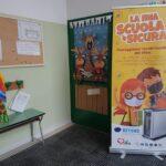 La scuola dell'infanzia di Collarmele attrezzata per la sanificazione h24