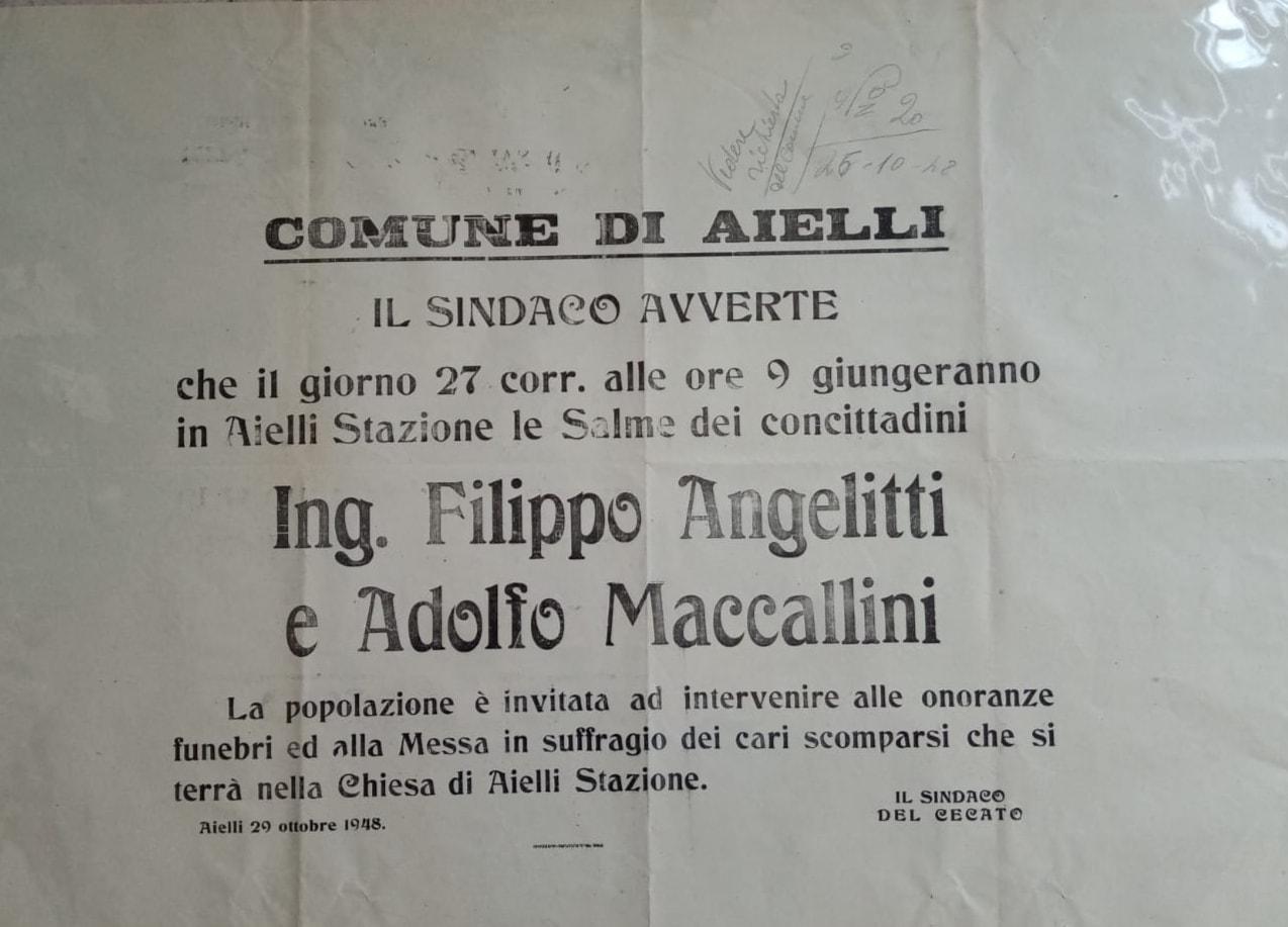 Aielli e il legame con le stelle grazie ai due astronomi Angelitti e Macallini