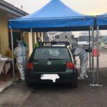 Tre giorni di screening di massa a Magliano de' Marsi, 909 test eseguiti e 4 positività al Covid-19