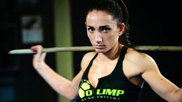 """La campionessa mondiale di kick-boxing Gloria Peritore fonda l'associazione antiviolenza """"The shadow project"""""""