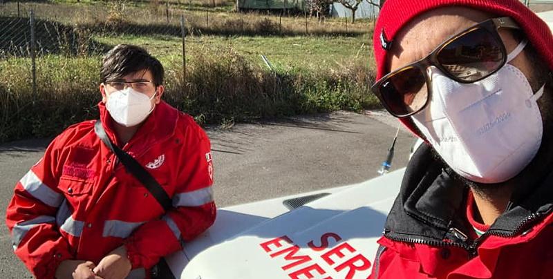 Croce Rossa di Ovindoli riprende il servizio di consegna farmaci e generi alimentari
