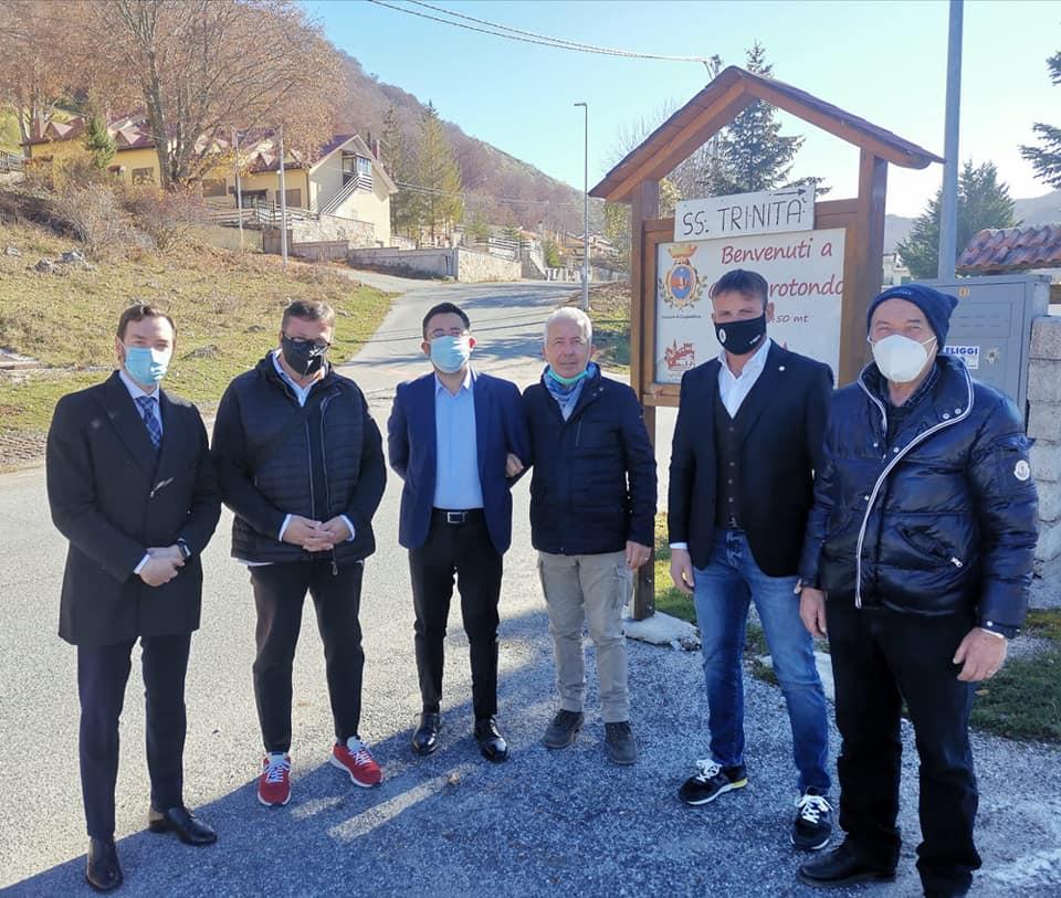 Cappadocia, visita del Presidente dell'Assemblea Regionale Lazio Mauro Buschini