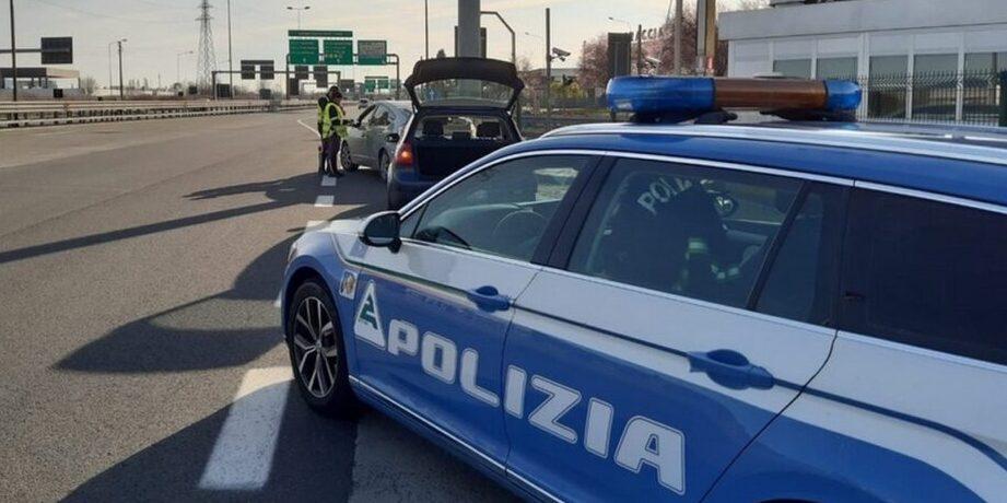 Tonno rosso sequestrato sulla A25 dalla Polizia stradale