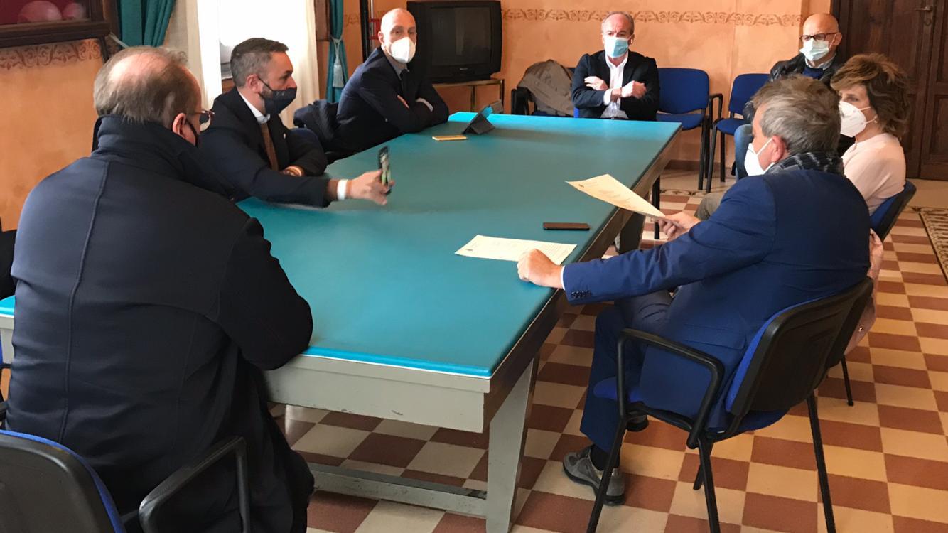 Summit in comune ad Avezzano, ecco le soluzioni pratiche decise dai sindaci