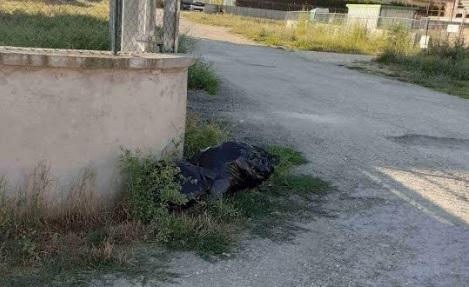 Degrado e rifiuti abbandonati nei pressi di via Roma ad Avezzano. Le proteste dei cittadini