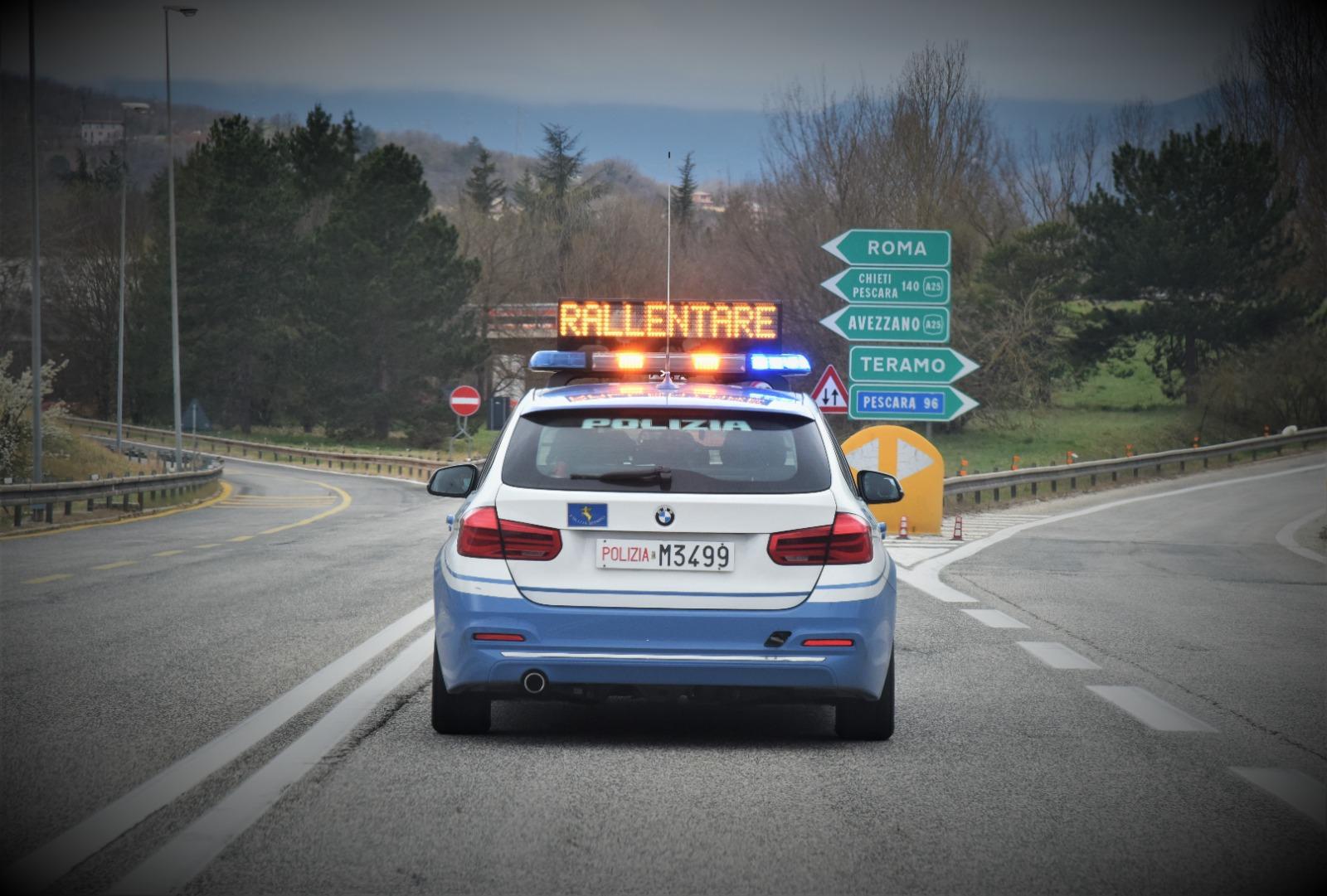 Giornata Nazionale in memoria delle vittime della strada, la Polizia Stradale Abruzzo e Molise ricorderà con una celebrazione le vittime della strada il 15 novembre