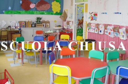 Covid, chiusa la scuola dell'infanzia a Cerchio