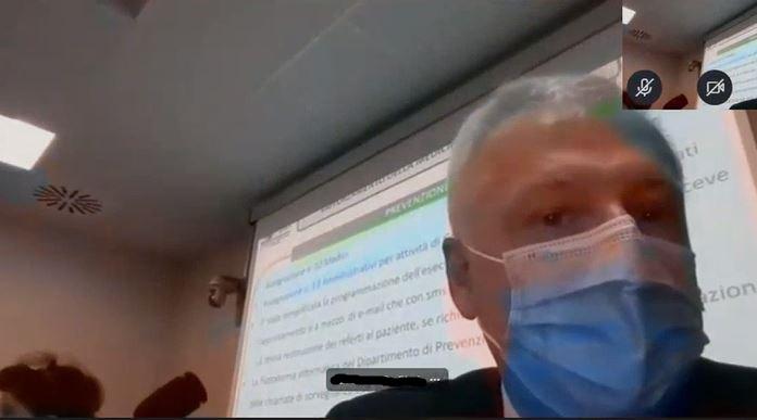 """Sanità Marsica, Roberto Testa, gioca d'anticipo, diretta Skype sull'emergenza sanitaria con la stampa, poi """"snobba"""" i sindaci Marsicani"""
