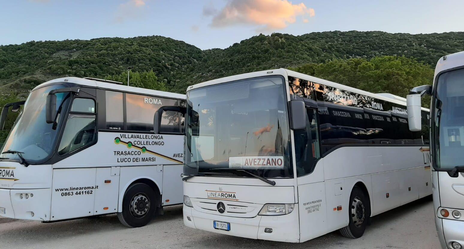 """Bianchi Tour con LineaRoma continua la sua attività anche in zona rossa: """"Vogliamo garantire i servizi ai nostri clienti per far fronte alle necessità"""""""
