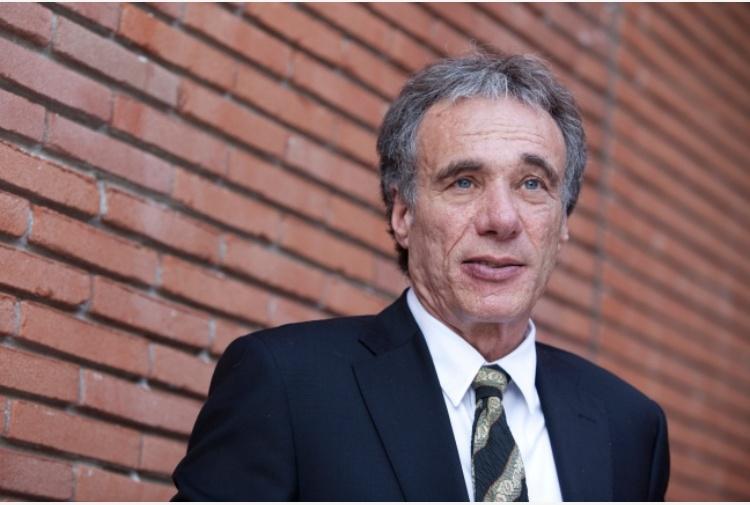 """Lectio Magistralis in videoconferenza del Prof. Michele Ainis all'Istituto """"G. Galieli"""" di Avezzano"""