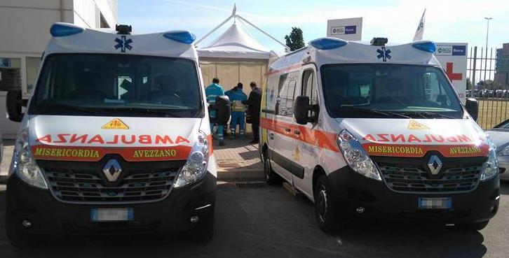 Malati appartenenti a categorie fragili: il Comune di Avezzano istituisce un servizio di trasporto personalizzato