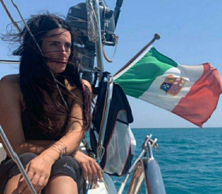 "Afrodite Sailinglife, andare a vela ai tempi del ""lockdown"""