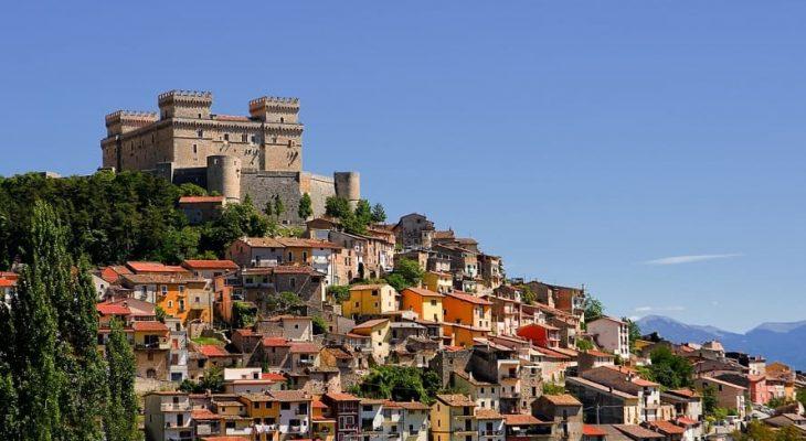Da oggi Celano è l'unico Comune d'Abruzzo ancora in zona rossa