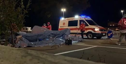 Tamponi rapidi a Ovindoli. La Croce Rossa a supporto del Comune