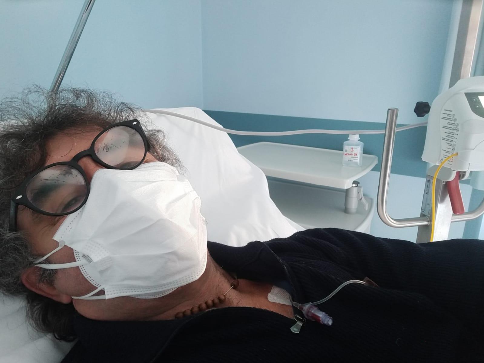 """Ospedale Civile di Avezzano, la testimonianza di un paziente: """"Ci sono reparti efficienti"""""""