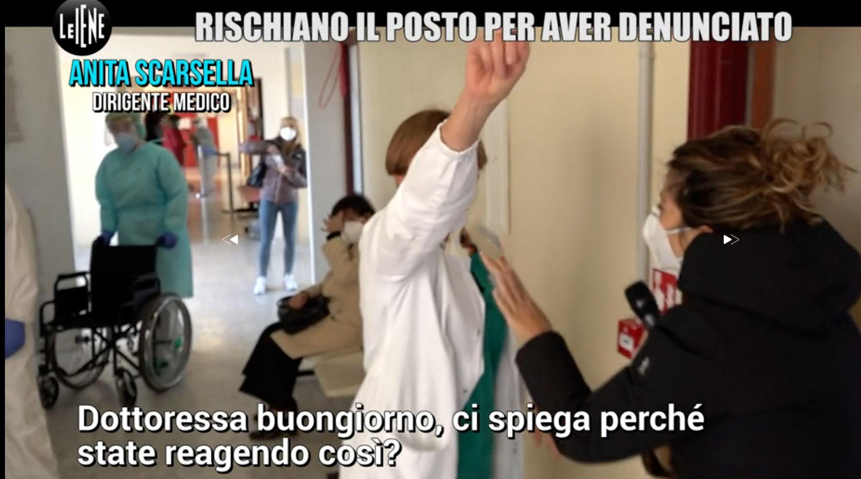 Clima di terrore all'ospedale di Avezzano, intimidazioni al personale sanitario per il video della vergogna