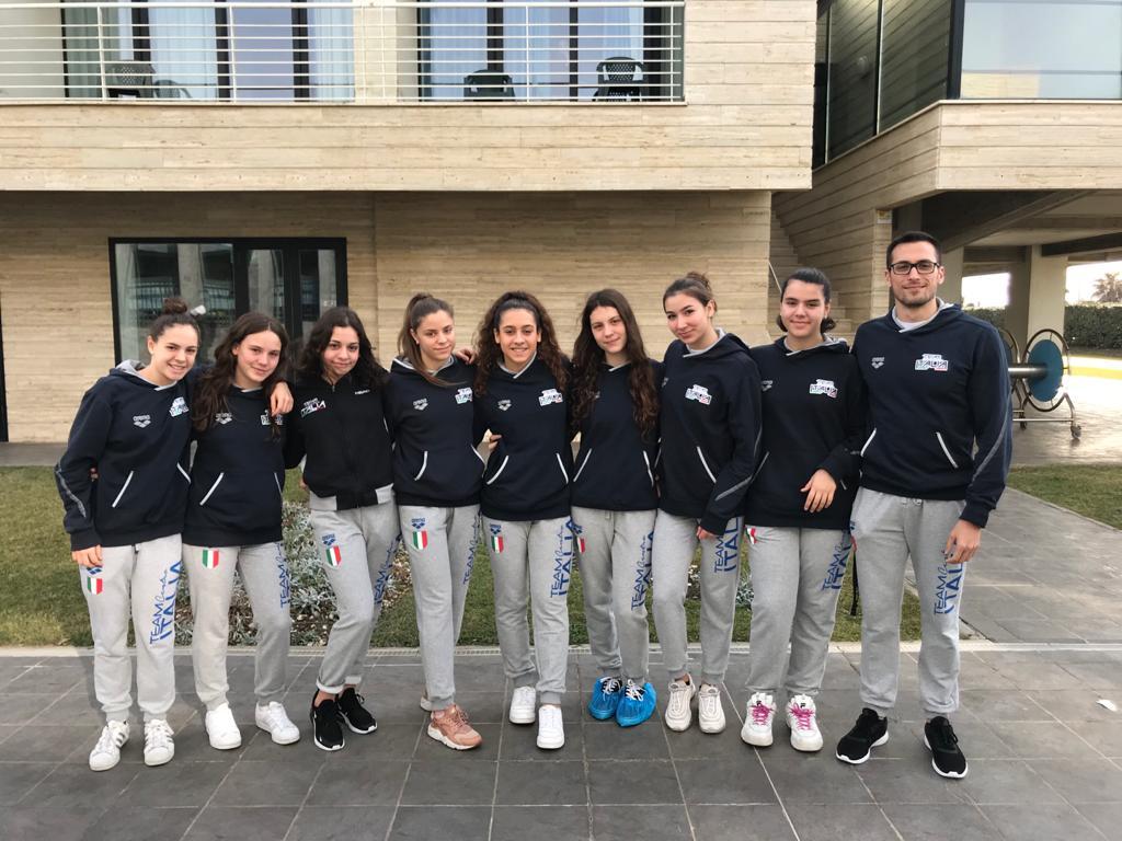 """Meeting nazionale di nuoto """"Virtual Swimming League"""", il Team Centro Italia di Avezzano Celano tra le 4 società abruzzesi partecipanti"""