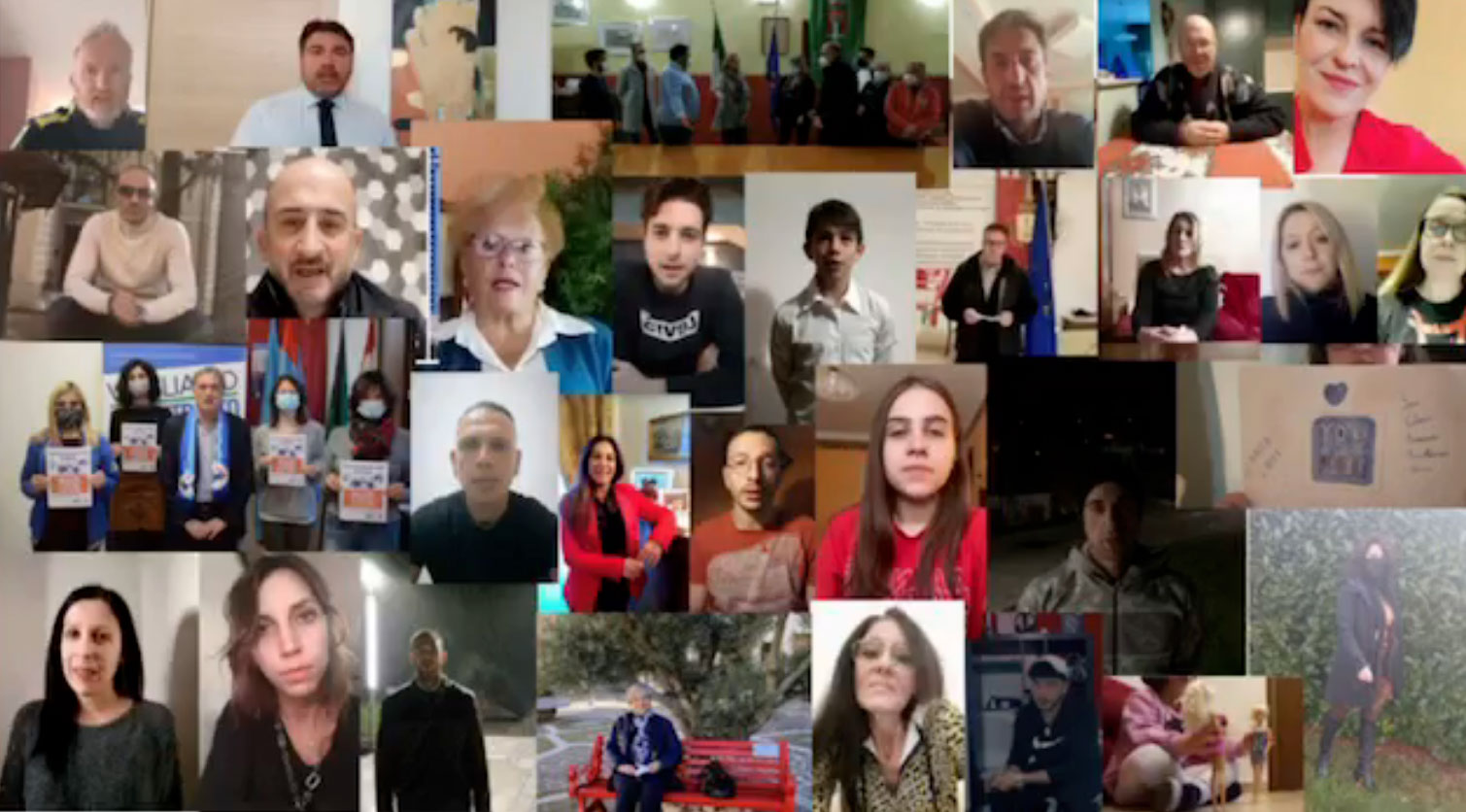 """""""In piedi signori davanti ad una donna!"""", Donne in rete celebra la Giornata Internazionale per l'eliminazione della violenza contro le donne"""