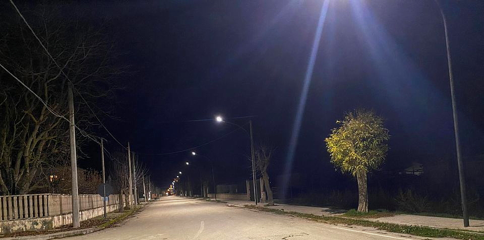 Illuminazione pubblica a Ortucchio: nuovi impianti con tecnologia LED a basso consumo energetico