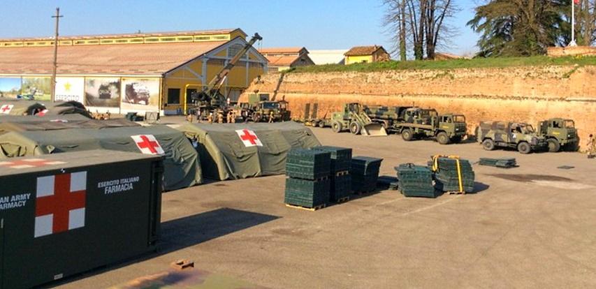 Comitato Emergenza Avezzano: è necessario l'ospedale da campo militare per sopperire alla mancanza di personale