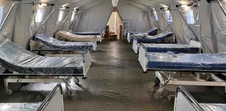 """Immacolata no-Covid, il gruppo Avezzano al Centro chiede: """"ospedale da campo e commissariamento Asl1"""""""