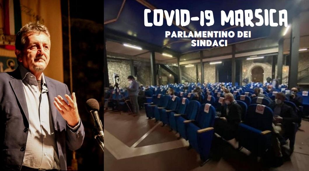 """Emergenza Covid-19: Di Pangrazio convoca il """"parlamentino dei sindaci"""" ma la Asl 1 non si presenta"""