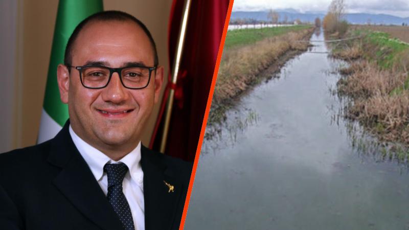 """Fucino, Imprudente """"Concessione 350mila euro per rete irrigua"""""""