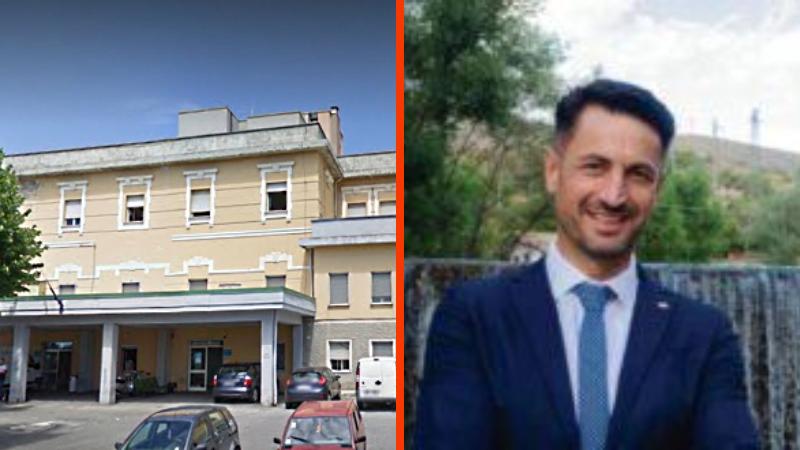 Sanità marsicana, le preoccupazioni del sindaco Zauri, sul futuro del presidio ospedaliero di Pescina