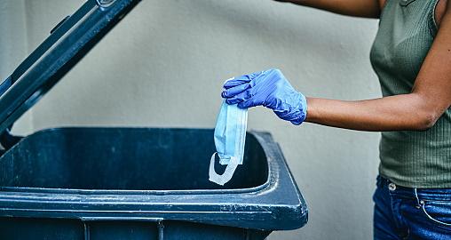 Covid-19 e ritiro rifiuti. A Magliano l'Azienda MM Fratelli Morgante attiva numero verde per i positivi