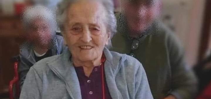 San Benedetto dei Marsi dice addio a Vera Ferrone, storica ostetrica del paese