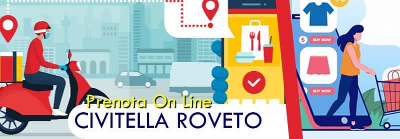 """Prenota, passa e ritira. Nasce """"Prenotaonline Civitella Roveto"""""""