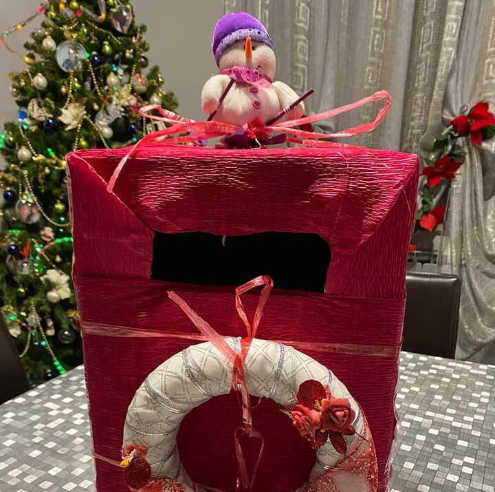 L'Avis di Collarmele sarà mercoledì in piazza con la cassettina di Babbo Natale