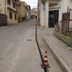 Cerchio, al via i lavori di realizzazione della fibra ottica nel territorio comunale