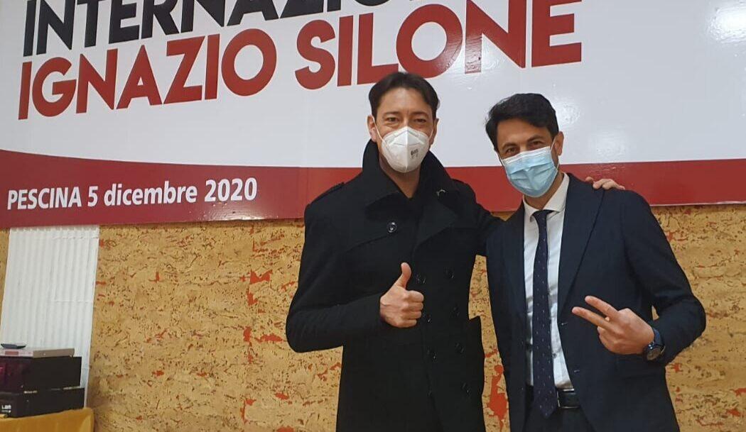 """Grande successo per il XXIII Premio Internazionale Ignazio Silone, il sindaco Zauri """"""""È stata un'edizione unica e speciale, quanto complessa"""""""
