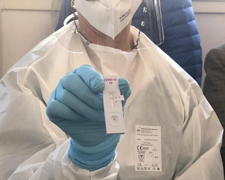 Ottimi risultati per la giornata di screening a Gioia dei Marsi, su 178 tamponi nessuno ha dato esito positivo