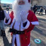 Inaugurata a Celano la casetta di Babbo Natale