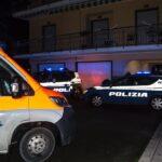 Nottata di tensione a l'Aquila per un uomo barricato in casa con armi legalmente detenute