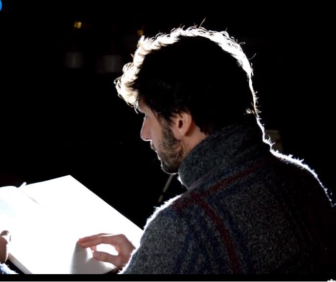 """Il racconto di Natale di Ignazio Silone in un video dell'Associazione Laboratorio Artigiano """"Ennio Gentile"""""""