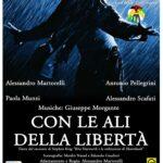 """""""Con le Ali della Libertà"""" in diretta streaming dal Castello Orsini venerdì 11 dicembre"""